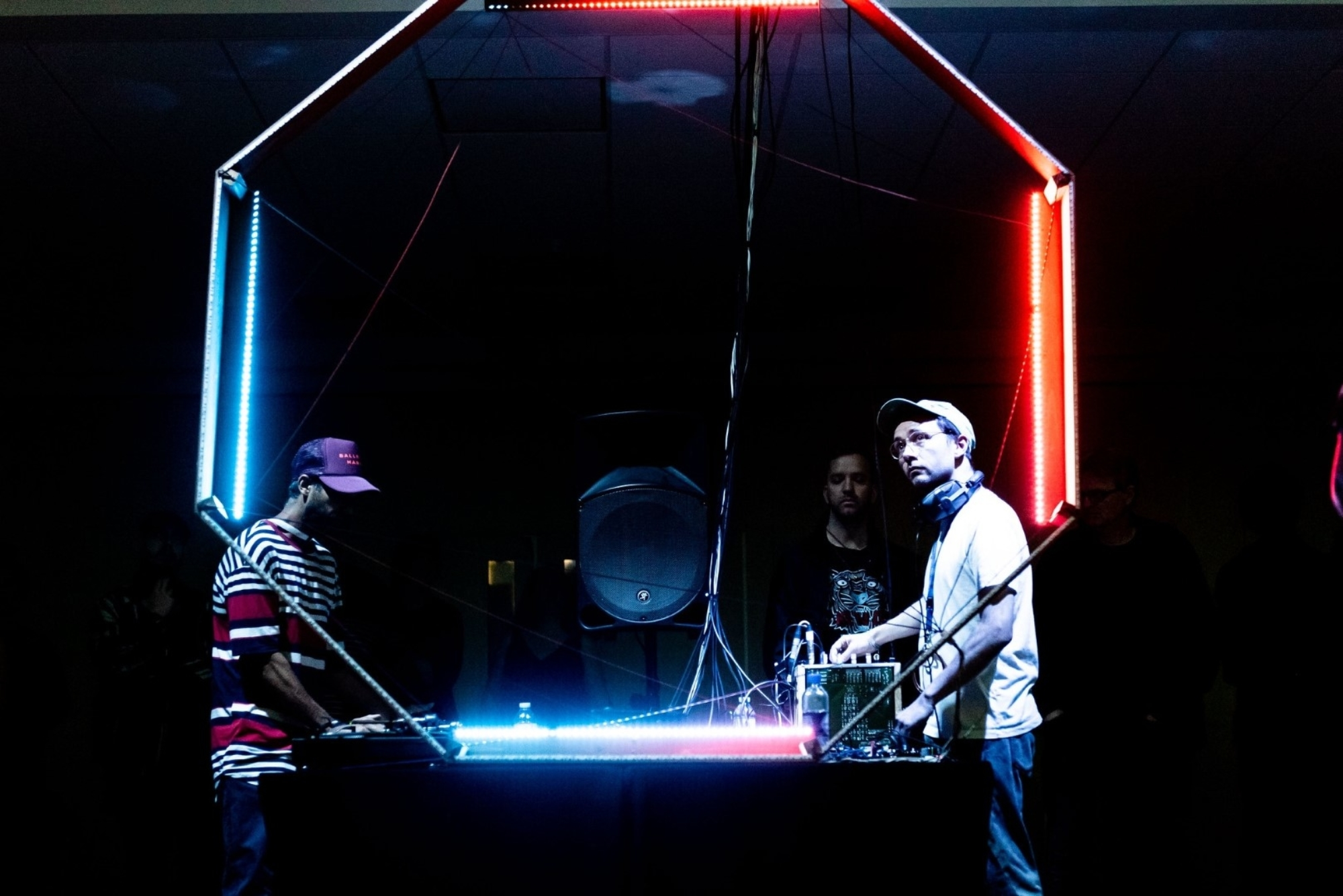 Last Dance: The Wave Epoch (2018) - Haroon Mirza
