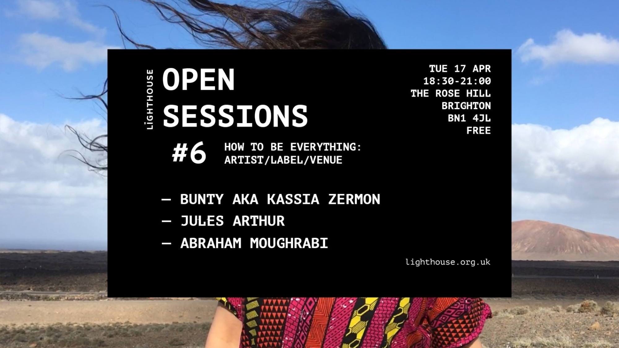Open Session #6: How To Be Everything