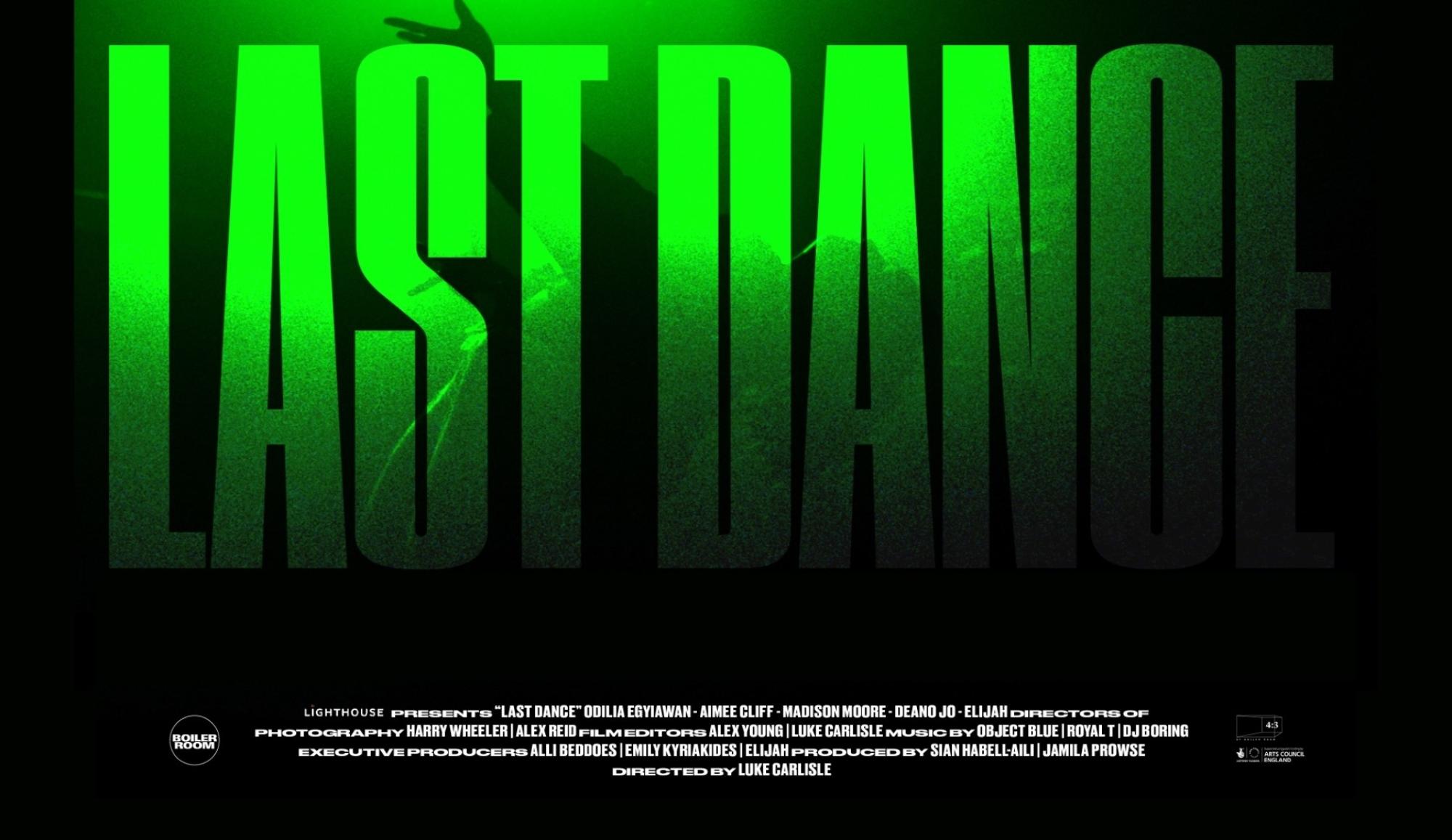 Last Dance I & II