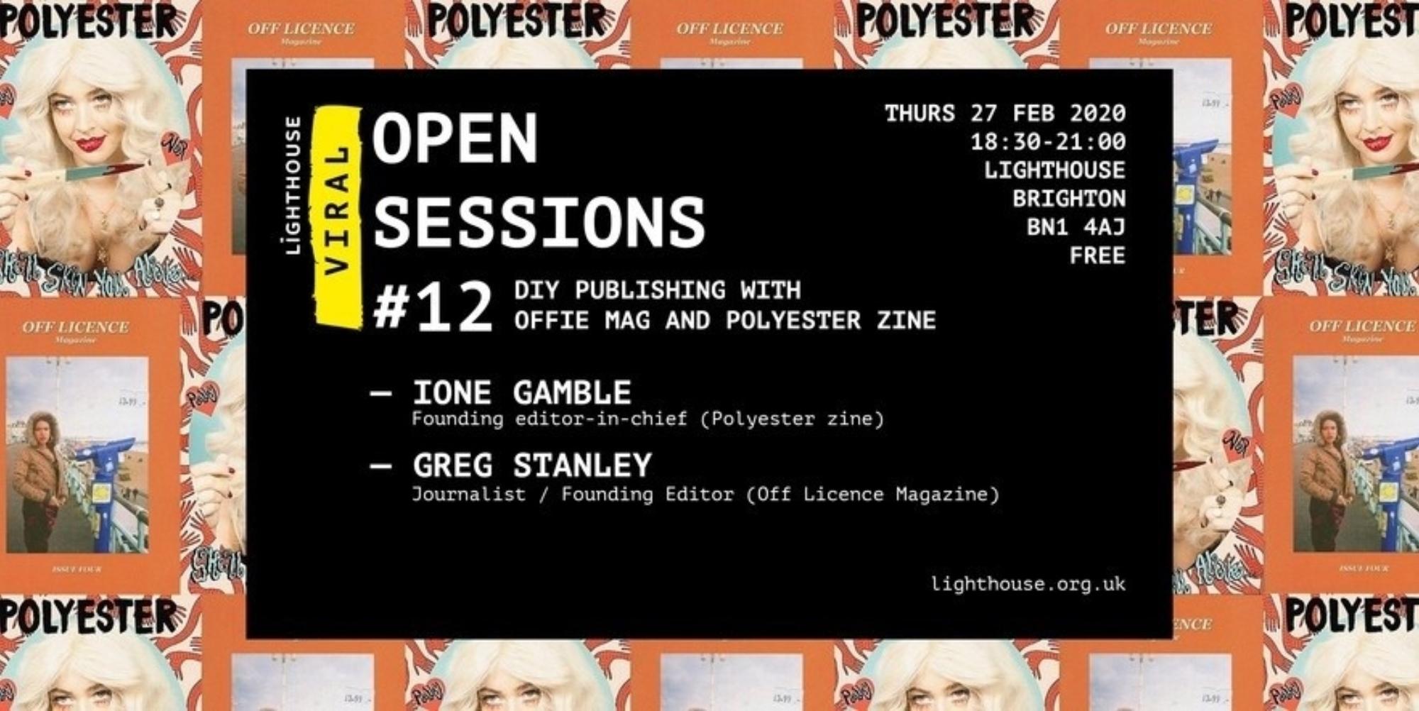 Open Session #12: DIY Publishing