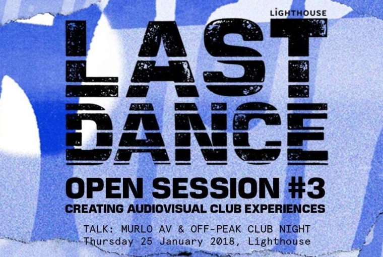 Open Session #3: Creating Audiovisual Club Experiences